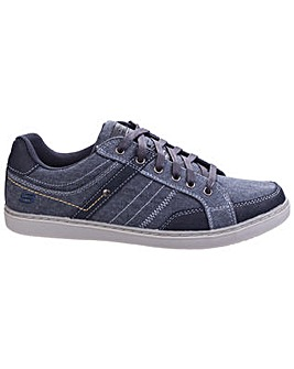 Skechers Lanson Meston Canvas Lace Up