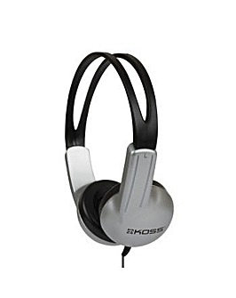 Koss OverEar Headphone ED1TC Blk/Silver