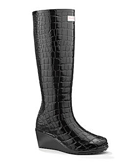 WedgeWelly Man Eater Standard Wellies