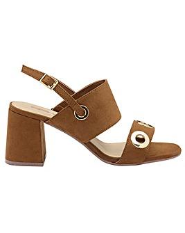 Dolcis Naomi heeled sandals