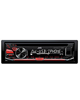 JVC KD-R671EN Car Stereo