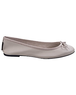 French Sole Classic Leather Ballerina