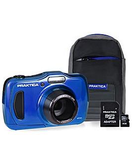 PRAKTICA WP240 Waterproof Camera Kit
