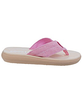 Rocket Dog Sabra Canvas Flip Flop