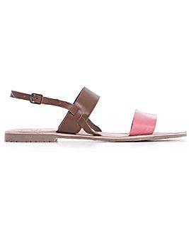 Brakeburn Contrast Strap Sandal