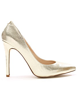 Daniel Skelder Tumbled Patent Court Shoe