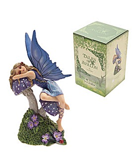 Tales of Avalon Sleeping Toadstool Fairy