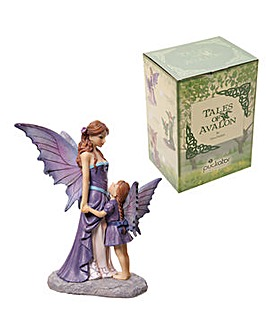 Tales of Avalon Amethyst Guardian Fairy