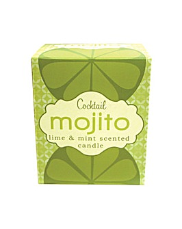 Cocktail Candle Mojito