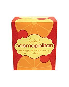 Cocktail Candle Cosmopolitan