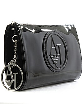 Armani Jeans Btifd Black Cross Body Bag