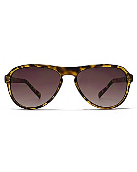 French Connection Keyhole Sunglasses