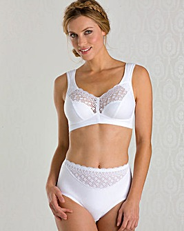 Miss Mary Non Wired Cotton Bra