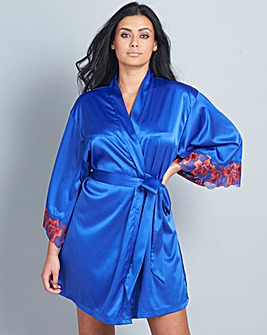 The Intensa Blue/Red Robe