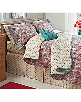 V&A Kashmir Duvet Cover Set