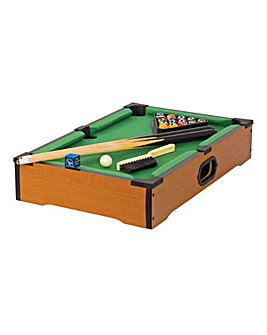 Wooden Tabletop Pool