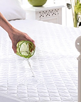 Pinsonic Waterproof Mattress Protector
