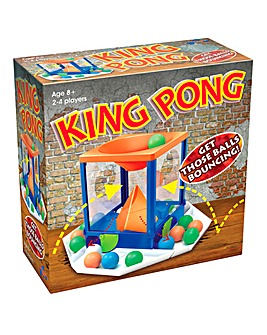The Amazing King Pong