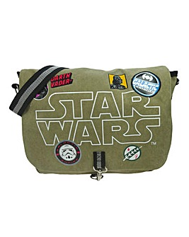Star Wars Patches Despatch Bag