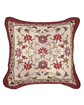 V&A Kalamkari Square Pillow Cover Pair