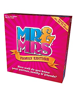 Mr & Mrs Family Edition