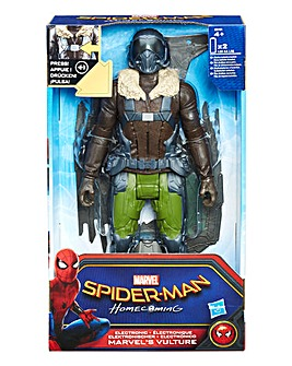 "Spiderman 12"" Electronic Marvels Vulture"