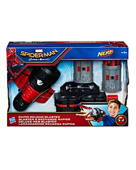 Spiderman Rapid Reload Blaster