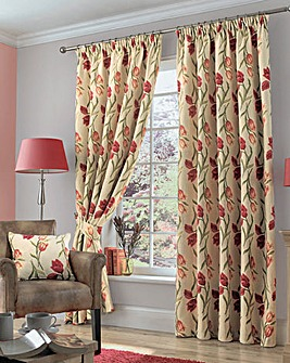 Tapestry Tulip Curtains