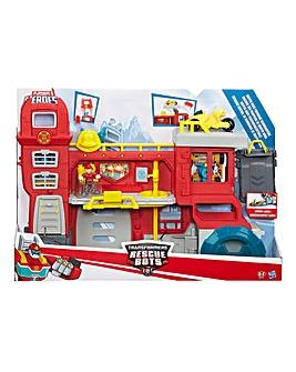 Transformers Robot Rescue Bot HQ