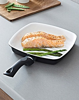 Ceramic Coated Griddle Pan