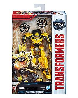 Transformers 5 Deluxe - Bumblebee