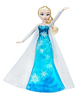 Disney Frozen Play A Melody Gown Elsa