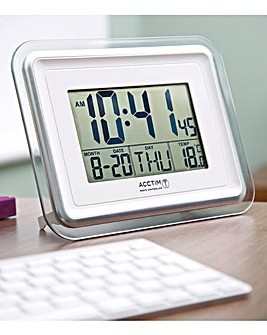 Large Display RC All in 1 Clock
