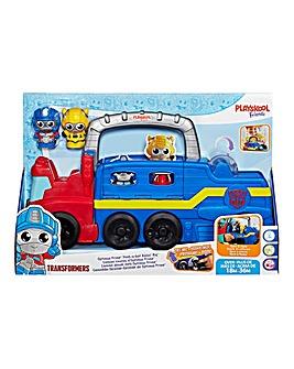 Transformers Optimus Rollin