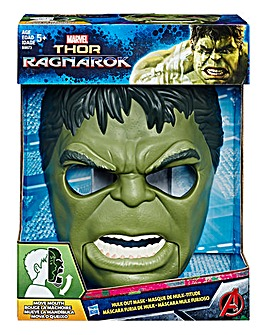 Marvel Avengers Hulk Out Mask