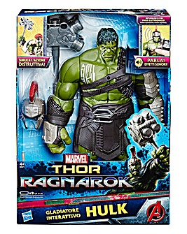 Marvel Avengers Hulk Interactive Figure