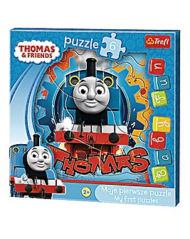 6 Piece Baby Fun Thomas My First Puzzle