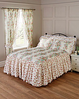 Spring Bouquet Fitted Bedspread