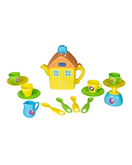 Peppa Pig House Tea Set