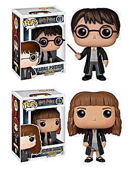 POP Figure Pack Harry & Hermione