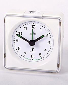 Piper Radio Controlled Alarm Clock