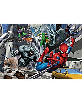 100 Piece Spiderman Puzzle