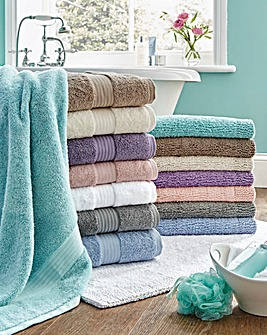 100% Cotton Pima Bath Towel