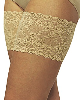 Lacy Thigh Anti Chafe Bands