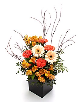 Autumn Cube Bouquet