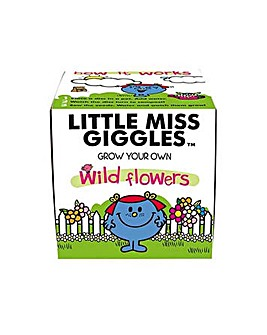 Little Miss Giggles Grow Kit