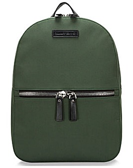 Smith & Canova Backpack Ziptop Pocketed
