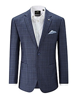 Skopes Padua Navy CheckJacket