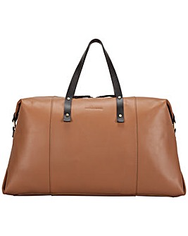 Smith & Canova Smooth Leather Twin Strap