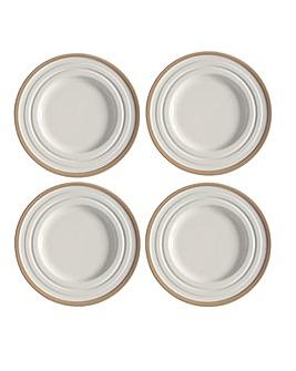 Mason Cash Original Cane 4 Dinner Plates